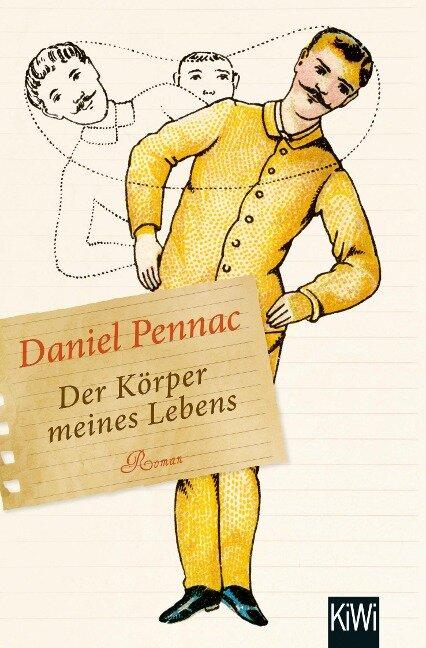 Der Körper meines Lebens - Daniel Pennac