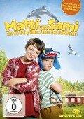 Matti und Sami und die drei größten Fehler des Universums -