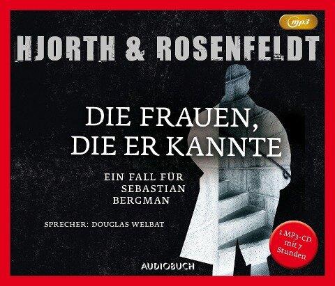 Die Frauen, die er kannte - Michael Hjorth, Hans Rosenfeldt, Ursel Allenstein