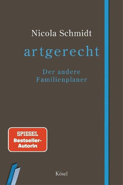 artgerecht - Der andere Familienplaner - Nicola Schmidt