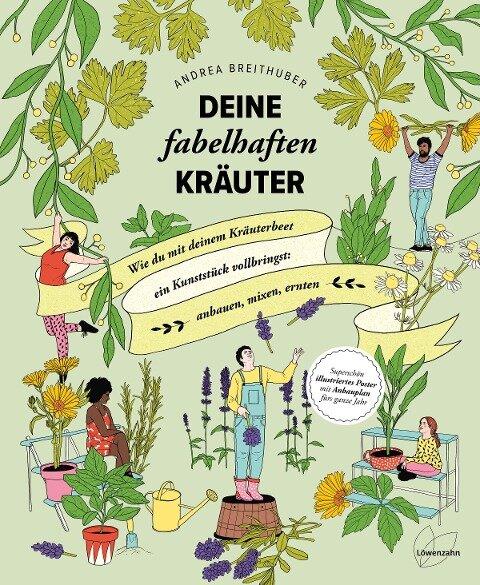 Deine fabelhaften Kräuter - Andrea Breithuber
