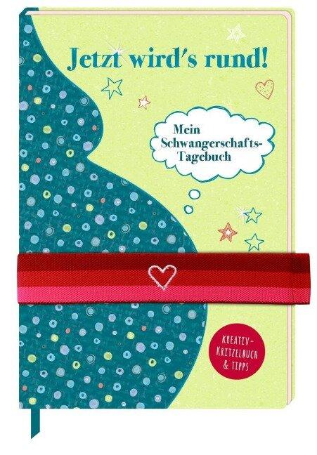 Schwangerschafts-Tagebuch - Jetzt wird's rund! -