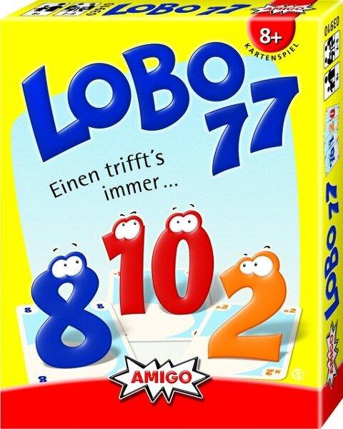 Lobo 77. Kartenspiel -