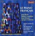 Le Piano Francais - Altwegg/Colliard/Orch. De Chambre De Toulouse