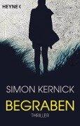 Begraben - Simon Kernick