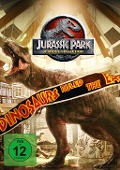Jurassic Park 1-3 + Jurassic World 1 - Michael Crichton, John Williams, Don Davis, David Koepp, Peter Buchman