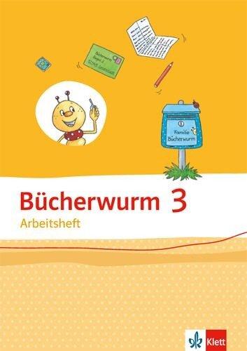 Bücherwurm Sprachbuch 3. Ausgabe Berlin, Brandenburg, Mecklenburg-Vorpommern, Sachsen, Sachsen-Anhalt, Thüringen -