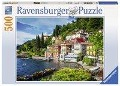 Comer See, Italien. Puzzle 500 Teile -