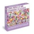 Love, love me do - Popsicles and Strawberry Milkshakes Lemon
