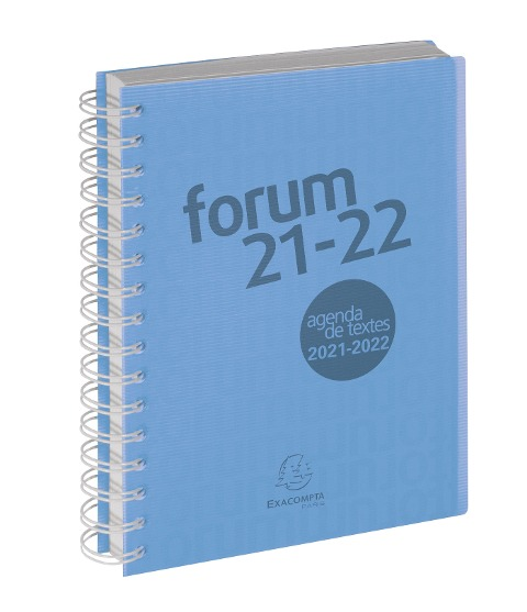 Schülerkalender 2020/2021 Forum Office Linicolor DIN A5 -