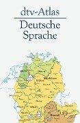 dtv - Atlas Deutsche Sprache - Werner König