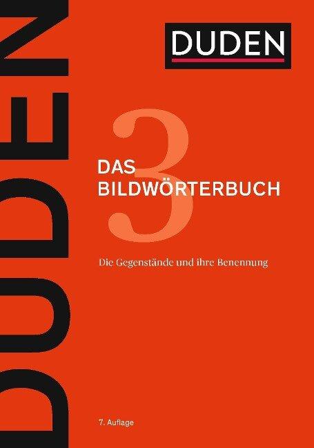Duden - Das Bildwörterbuch - Dudenredaktion