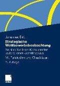 Strategische Wettbewerbsbeobachtung - Johannes Deltl
