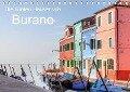 Die bunten Häuser von Burano (Tischkalender 2019 DIN A5 quer) - Joana Kruse