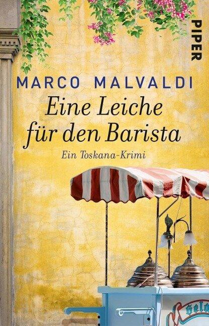 Eine Leiche für den Barista - Marco Malvaldi