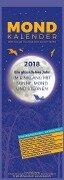 Mondkalender 2018 - Streifenkalender - Michaela Mundt