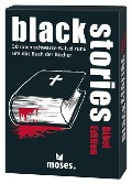 black stories - Bibel Edition - Johannes Bartels