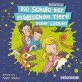 Voller Löcher! - Margit Auer