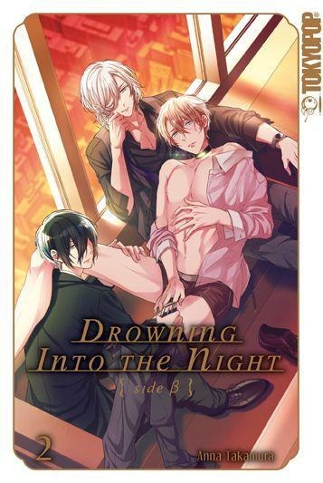 Drowning Into the Night 02 - Anna Takamura