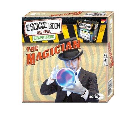 Escape Room Magician -