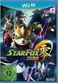 Wii U Star Fox Zero -