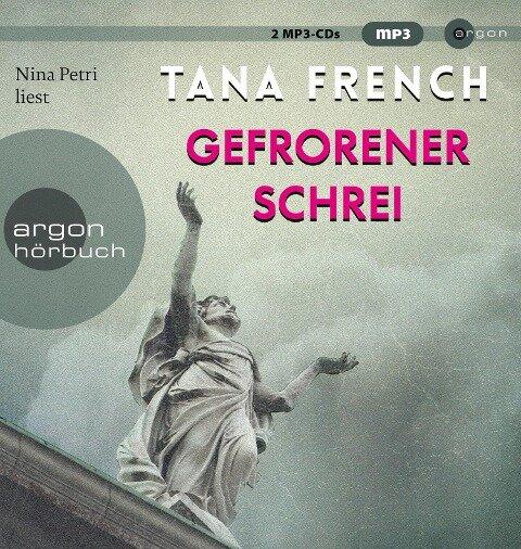 Gefrorener Schrei - Tana French