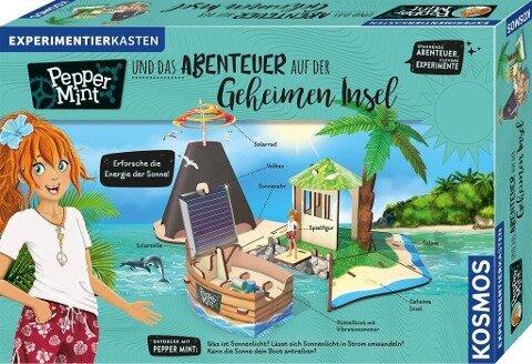 Pepper Mint und das Abenteuer auf der Geheimen Insel -