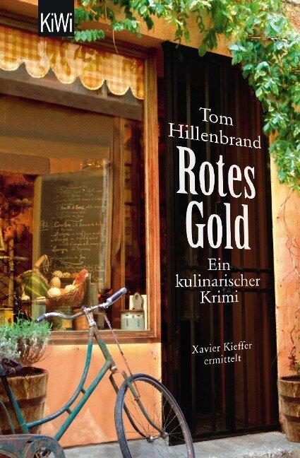 Rotes Gold - Tom Hillenbrand