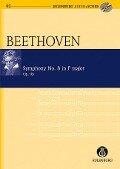 Sinfonie Nr. 8 in F-Dur - Ludwig van Beethoven