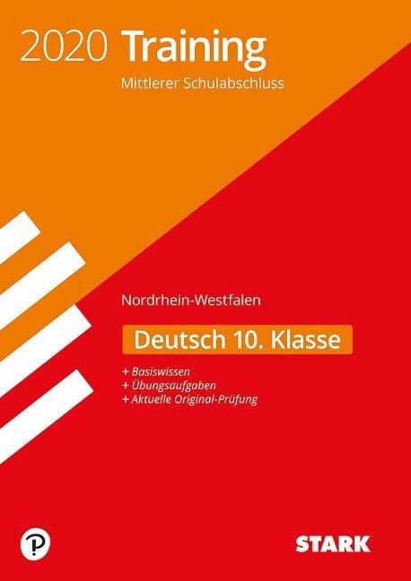 STARK Training Mittlerer Schulabschluss 2020 - Deutsch - NRW -