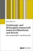 Erziehungs- und Bildungspartnerschaft zwischen Elternhaus und Schule - Britta Ostermann