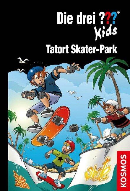 Die drei ??? Kids, 84, Tatort Skater-Park - Ulf Blanck