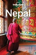 Lonely Planet Nepal - onely Planet Lonely Plane, Bradley Mayhew, Lindsay Brown, Stuart Butler
