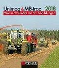 Unimog & MB-trac 2018 -