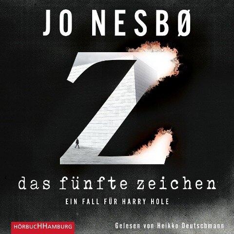 Das fünfte Zeichen (Ein Harry-Hole-Krimi 5) - Jo Nesbø
