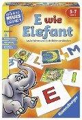 E wie Elefant -