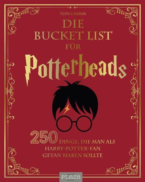Die Bucket List für Potterheads - Tom Grimm