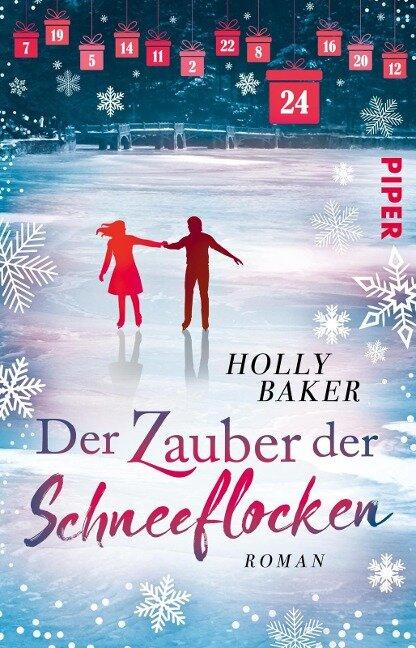Der Zauber der Schneeflocken - Holly Baker