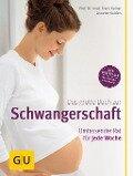 Das große Buch zur Schwangerschaft - Franz Kainer, Annette Nolden