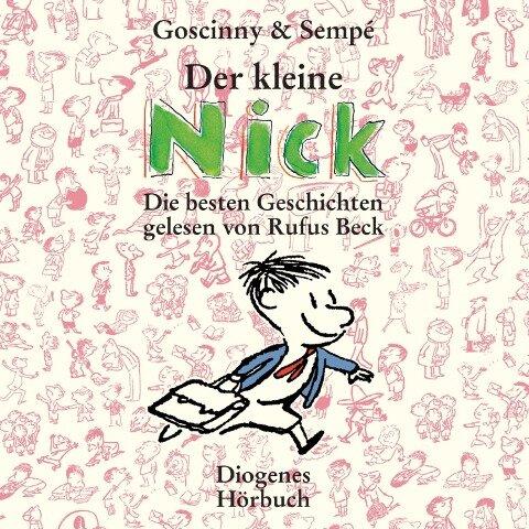 Der kleine Nick - René Goscinny, Jean-Jacques Sempé