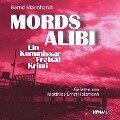 Mordsalibi - Bernd Mannhardt