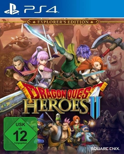 Dragon Quest Heroes 2 Explorer's Edition (PlayStation PS4) -