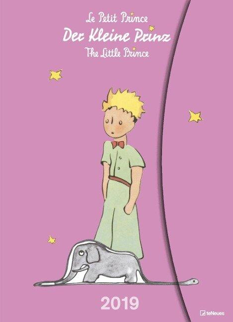 Der kleine Prinz 2019 Taschenkalender -