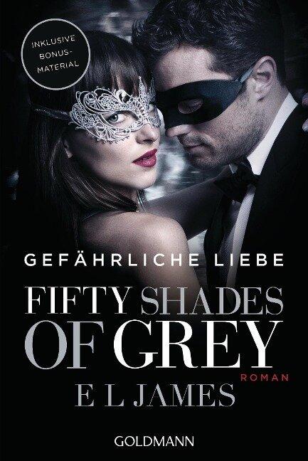 Shades of Grey 02 - Gefährliche Liebe - E L James