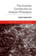 Austrian Contribution to Analytic Philosophy -