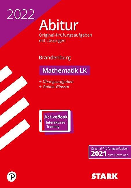 STARK Abiturprüfung Brandenburg 2022 - Mathematik LK -