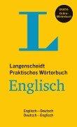 Langenscheidt Praktisches Wörterbuch Englisch - Buch mit Online-Anbindung -