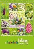 Der farbenfrohe Collagen Kalender (Tischkalender 2018 DIN A5 hoch) Dieser erfolgreiche Kalender wurde dieses Jahr mit gleichen Bildern und aktualisiertem Kalendarium wiederveröffentlicht. - Judith Dzierzawa