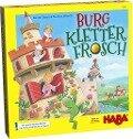 Burg Kletterfrosch - Markus Nikisch