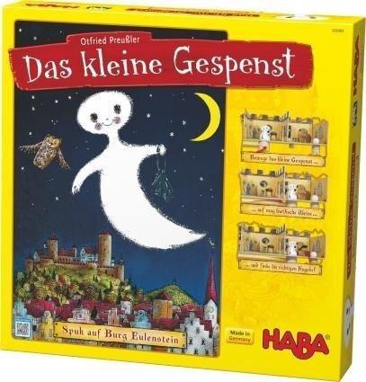 Das kleine Gespenst - Spuk auf Burg Eulenstein -